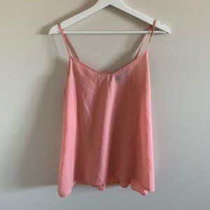 French Connection Coral Camisole Tank Top